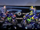 Team Launch Movistar Yamaha MotoGP VR46, MV25, Yamaha YZR-M1