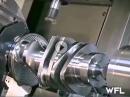 TechnikPorn: Kurbelwellenfertigung auf CNC Maschine