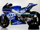 Technische Details: MotoGP Suzuki GSX-RR ECSTAR 2017