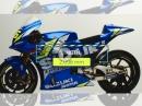 Technische Details: MotoGP Suzuki GSX-RR ECSTAR 2019