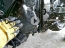 Teil 2 Crash / Wiederaufbau Suzuki GSX-R 750 - Abbau der Teile