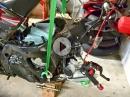 Teil 5 Lichtblicke, Neuteile: Crash / Wiederaufbau Suzuki GSX-R 750