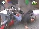 Tekteker Arif - beim Stoppie Leiiiicht überzogen - Crash