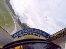 Terlicko onboard mit Horst Saiger. Rundenrekord! Geil! Split Screen
