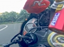Test Gyrocam Halter auf Yamaha R6 by Murtanio - sehr geil!