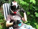 Test Motorradhelm Shoei XR 1100