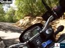 Test Rollei Gyrohalter, Suzuki GSR 750 - Raw Uncut