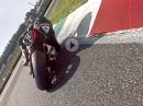 Test: Yamaha R1M in Mugello mit Pirelli und Old School Racing