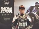 Troy Corser -Vorstellung Racing School Europe (RSE)