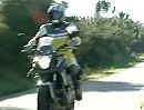 Testfahrt mit der Honda NC700X in Portugal 2011