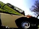Testfahrt mit Helmkamera GoPro Hero 5 auf Kawa Z750