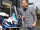 Testride: Honda Africa Twin Adventure Sports - Enduro als Landstraßen-Brenner?!