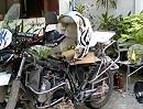 Motorrad-Weltreise: Thailand Die Bescherung - von Timetoride