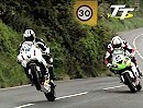 TT2012 Isle of Man: The madness of Michael Dunlop - Kabelzieher