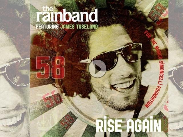 The Rainband - Rise Again - Erlöse gehen an Marco Simoncelli Foundation