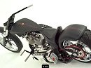 The Serpent: Custom Chopper by Road Rage Performance