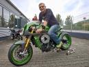 'The Underdog' die schnellste Kawasaki Vulcan S aller Zeiten - geiles Projekt