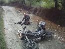 Theth, Albanien Motorrad Abenteuer in den albanischen Alpen