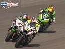 Thruxton British Superbike (BSB) Race2 Highlights