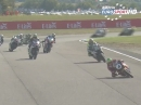Thruxton British Superbike R7/15 (MCE BSB) Race2 Highlights