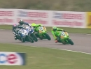 Thruxton British Supersport (BSS) 2013 Highlights