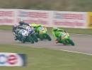 Thruxton British Supersport (BSS) 2013 Highlights