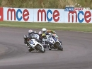 Thruxton British Supersport (BSS) 06/14 Sprint Race Highlights
