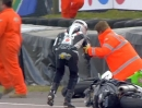 Thruxton British Supersport (BSS) 2013 Race2 Highlights