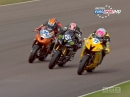 Thruxton British Supersport R7/15 (MCE BSS) Sprint Race Highlights