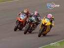 Thruxton British Supersport R7/15 (MCE BSS) Sprint Race Highlights