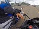 Thug Life - Killschalter während der Fahrt gedrückt Späßle gemacht