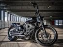Thunderbike Classic Rider - Basis: Harley-Davidson Street Bob, Bikeporn / Thundertalk