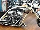 Thunderbike Custombike: 25th Anniversary auf Harley Basis - edel