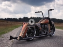 Thunderbike Dos Chicanos - customized Harley-Davidson Softail Hertitage Classic