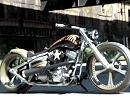 Dynamight & Egoshooter Thunderbike - Custombike