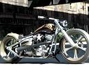 Dynamight & Egoshooter Thunderbike - Custombike