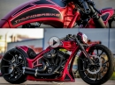 Thunderbike Grand Prix Racer - Making of - Mega Bike, geile Details