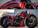Thunderbike Grand Prix Racer - Making of - Mega Bike, geile Details