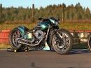 Thunderbike GT2 & Style, Harley-Davidson Softail FXDR Umbau by Thunderbike, BikePorn