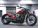 Thunderbike Red Booster, Harley-Davidson Fat Boy Umbau by Thunderbike, BikePorn