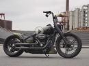 Thunderbike Road Force 3.0 customized Harley-Davidson Softail Fat Boy