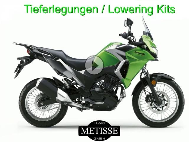 Kawasaki Versys Stunts
