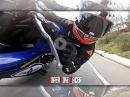 Tiefflug: Test GoPro Hero 7, Gimbal, Yamaha R6 Akra Soundtrack