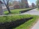 Triumph Tiger erkundet Burgen in Hessen