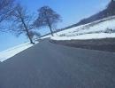 Von Hauptmannsgrün nach Voigtsgrün (Vogtland) Tiger Explorer als Schneetiger unterwegs