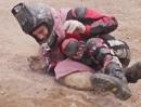 Tigerman der Superheld - Restlos durchgeknalltes Motorrad Stuntvideo - anschauen, weil geil!
