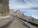 Timmelsjoch Auffahrt von Italien nach Österreich eine der schönsten Strecken zum Joch