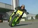Titane Team Acrobatie - Crazy Franzosen drehen am Rad