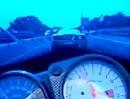 Suzuki TL 1000R vs Ferrari - Autobahn