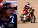 Toby Price gewinnt Dakar 2019 - Highlights Etappe 10, Piso / Lima